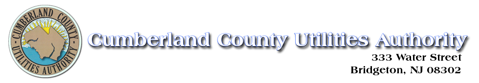 Cumberland County Utilities Authority Logo